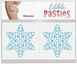 Snowflake Pasties - Wintermint