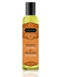 Aromatic Massage Oil - Sweet Almond - 8 Fl. Oz.