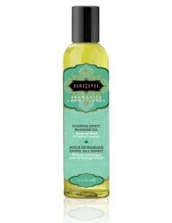 Aromatic Massage Oil - Soaring Spirit 8 Fl Oz