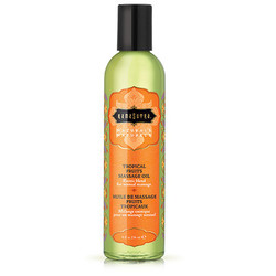 Naturals Massage Oil - Tropical Mango 8 Fl Oz