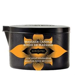 Ignite Coconut Pineapple Massage Candle - 6 Oz