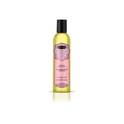 Aromatics Massage Oil - Pleasure Garden - 2 Fl Oz