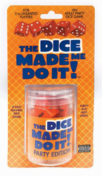 The Dice Made Me Do It - Party Edition