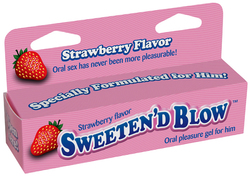 Sweeten'd Blow - Strawberry