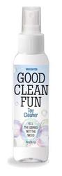Good Clean Fun Toy Cleaner - Natural - 2 Fl Oz
