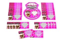 Miss Bachelorette Drink & Dare Lotto