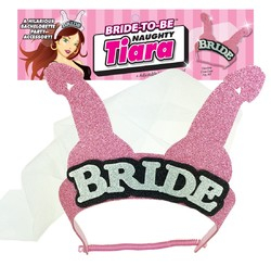 Bride-to-Be Party Naughty Tiara