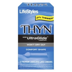 Lifestyles Ultra Thin - 10 Pack