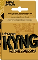 Lifestyles King - 3 Pack