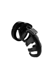 Mancage Model 2 Chastity 3.5 Inch Cock Cage - Black