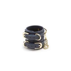 Bondage Couture - Wrist Cuff - Blue