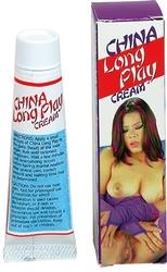 China Long Play Cream