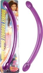 Double Trouble Bender - Purple
