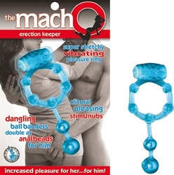 The Macho Erection - Keeper Blue