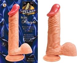 "Lifelike Flesh Royal Knight 8"""