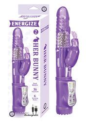 Energize Her Bunny 2 - Purple