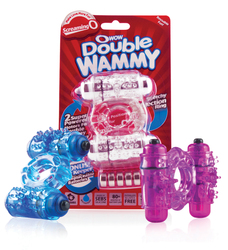 The O Wow! Double Wammy - 6 Count Box - Assorted Colors