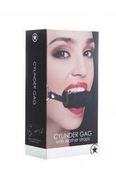 Cylinder Gag - Black