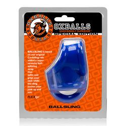 Oxballs Ballsling Cocksling W / Splittler - Police Blue