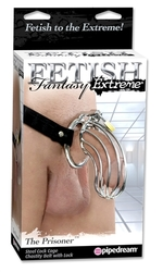 Fetish Fantasy Extreme the Prisoner - Black