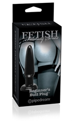 Fetish Fantasy Series Limited Edition  Beginners Butt Plug