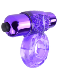 Fantasy C-Ringz Vibrating Super Ring Purple