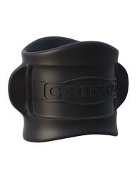 Fantasy C-Ringz Silicone Ball Stretcher - Black