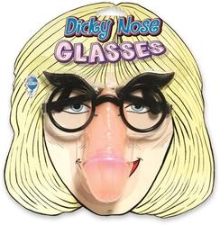 Phoney Face Glasses Penis