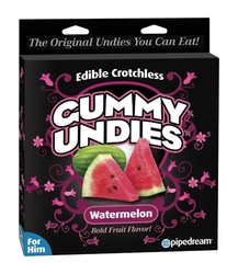 Gummy Undies - for Him - Watermelon