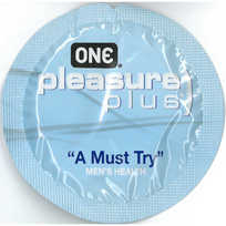 One Pleasure Plus - 500 Piece Case - Bulk