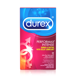 Durex Performax Intense 12 Pk