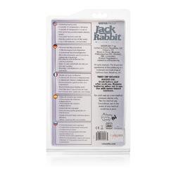 Waterproof Jack Rabbit Clear Float Beads - Clear