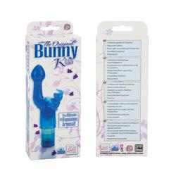 The Original Bunny Kiss - Blue