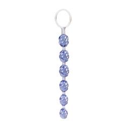 Swirl Pleasure Beads - Purple