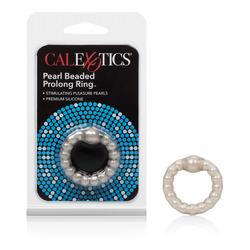 Pearl Beade Prolong Rings - Smoke