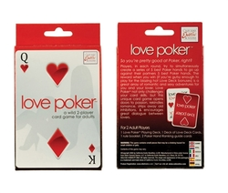 Love Poker Card Game