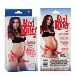 Sophia's Red Rider