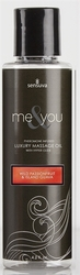 Me and You Massage Oil - Wild Passionfruit and  Island Guava - 4.2 Fl. Oz.