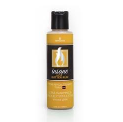 Insane Personal Moisturizer Hot Butter Rum - 4.2 Oz.