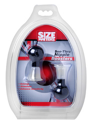 Size Matters See -Thru Nipple Boosters