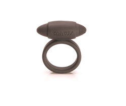 Vibrating Super Soft C-Ring - Black