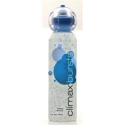 Climax Bursts Cooling Lubricant - 4 Fl. Oz. Bottle