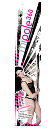 Mipole 360 Spinning Professional Dance Pole