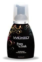 Foam N Fresh Anti-Bacterial Foaming Toy Cleaner - 8 Fl. Oz / 240 ml