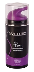 Toy Love Gel for Intimate Toys - 3.3 Oz.