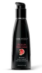 Aqua Watermelon Water-Based Lubricant 4 Oz