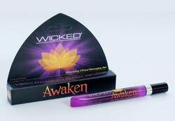 Awaken - Stimulating Clitoral Massaging Gel - 0.3 Fl. Oz. / 8.6ml