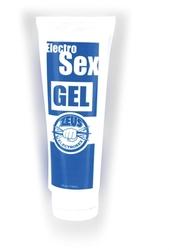 Zeus Electro Sex Gel 8.5 Oz