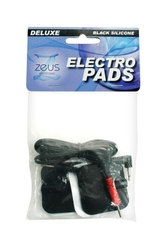 Deluxe Black Electro Pads