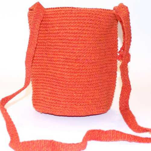 Mayan Bag - Mango - Natural Artist